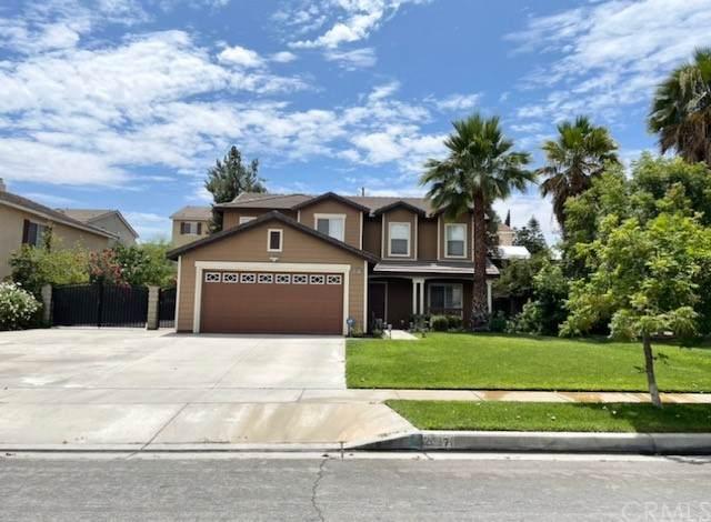 26371 Antonio Cir, Loma Linda, CA 92354 (#EV21165922) :: A|G Amaya Group Real Estate