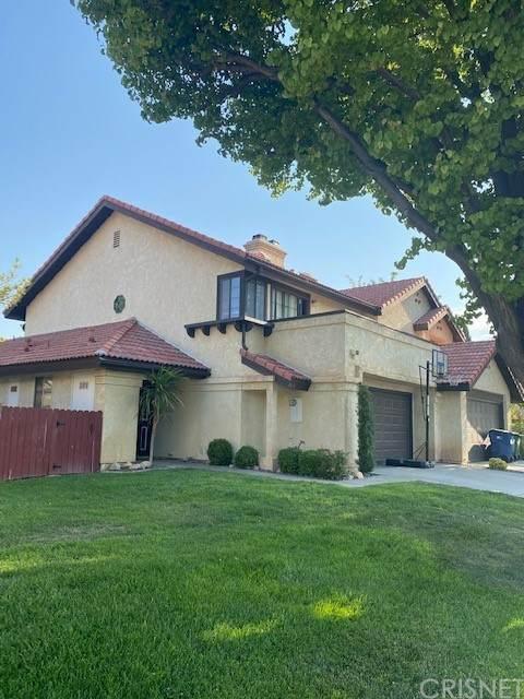 2816 W Avenue K4, Lancaster, CA 93536 (#SR21166896) :: Jett Real Estate Group