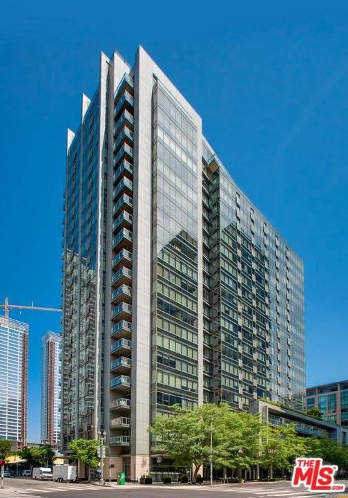 1155 S Grand Avenue #610, Los Angeles (City), CA 90015 (#21766870) :: RE/MAX Empire Properties