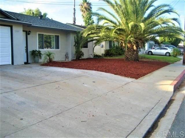 1344 E Washington Avenue, Escondido, CA 92027 (#NDP2108873) :: Realty ONE Group Empire