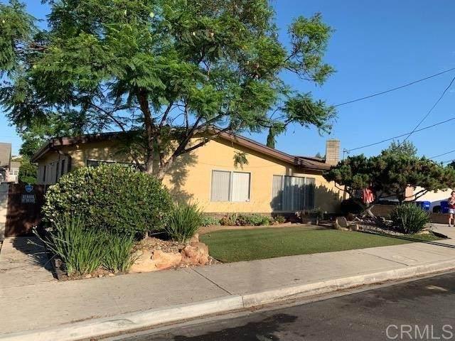 4748 Dauer, La Mesa, CA 91942 (#PTP2105402) :: Latrice Deluna Homes