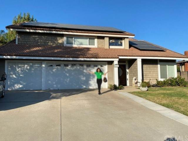 6666 Tamarisk Drive, La Verne, CA 91750 (#CV21168072) :: Doherty Real Estate Group