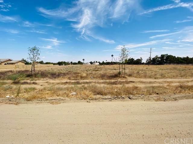 0 W Cor Avenue O 20Stw, Palmdale, CA 93551 (#SR21168121) :: Cochren Realty Team   KW the Lakes