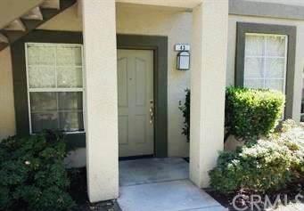 43 Chaumont Circle, Lake Forest, CA 92610 (#PW21125773) :: Zutila, Inc.