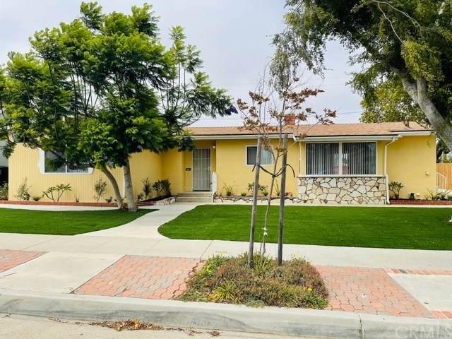5111 Emerald Street, Torrance, CA 90503 (#SB21167035) :: Millman Team
