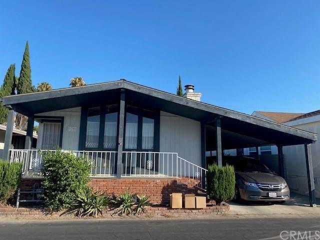2300 S Lewis Street #175, Anaheim, CA 92802 (#PW21167243) :: First Team Real Estate