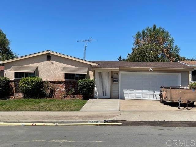 1444 Braddock Street, San Diego, CA 92114 (#PTP2105438) :: Doherty Real Estate Group