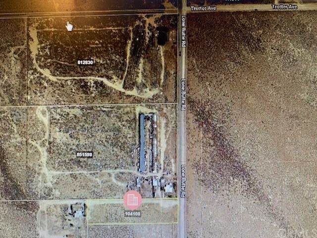 0 Lone Butte Road, Mojave, CA 93501 (#DW21169172) :: The Alvarado Brothers
