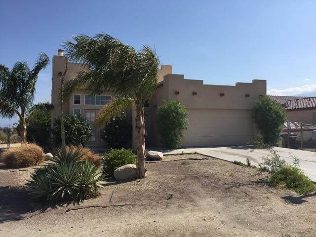 67867 Ocotillo Trail, Desert Hot Springs, CA 92241 (#219065686DA) :: Frank Kenny Real Estate Team