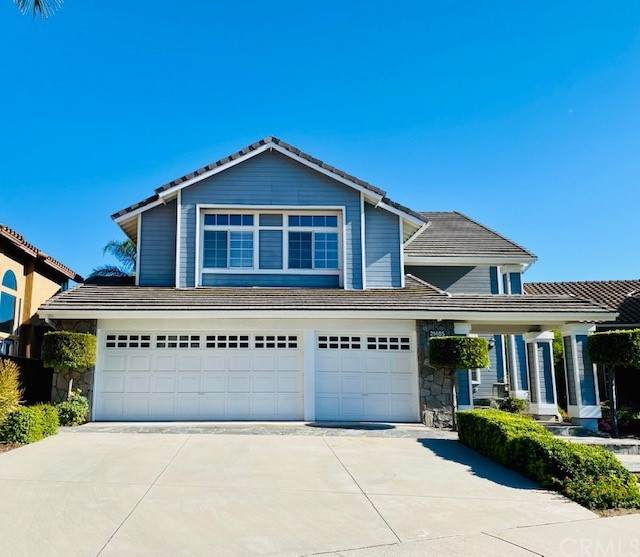 21485 Silvertree Lane, Rancho Santa Margarita, CA 92679 (#DW21171799) :: Zen Ziejewski and Team