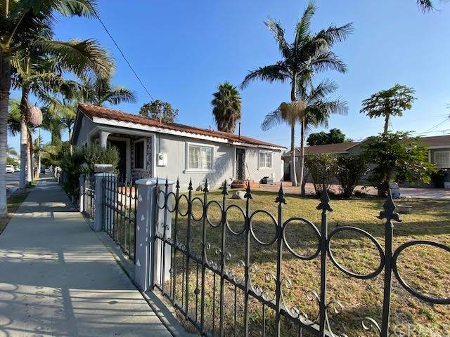 10858 Kalmia Street, Los Angeles (City), CA 90059 (#DW21172351) :: Latrice Deluna Homes