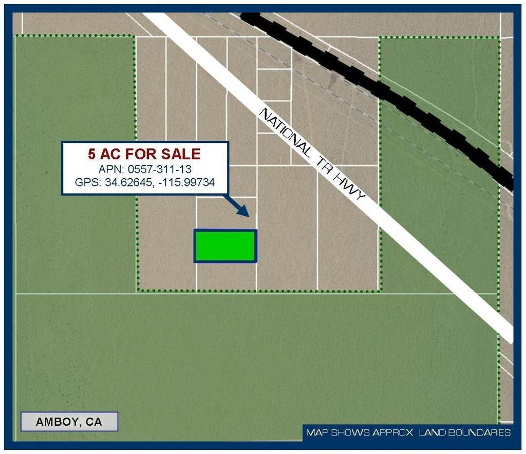 5 AC Off National Trails Highway - Photo 1