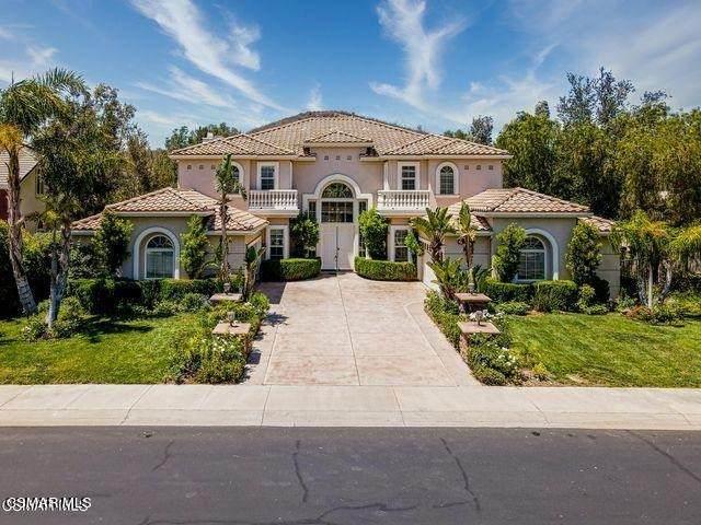 11259 Watson Drive, Moorpark, CA 93021 (#221004536) :: RE/MAX Empire Properties