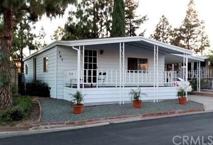 24001 Muirlands #367, Lake Forest, CA 92630 (#OC21183850) :: Blake Cory Home Selling Team