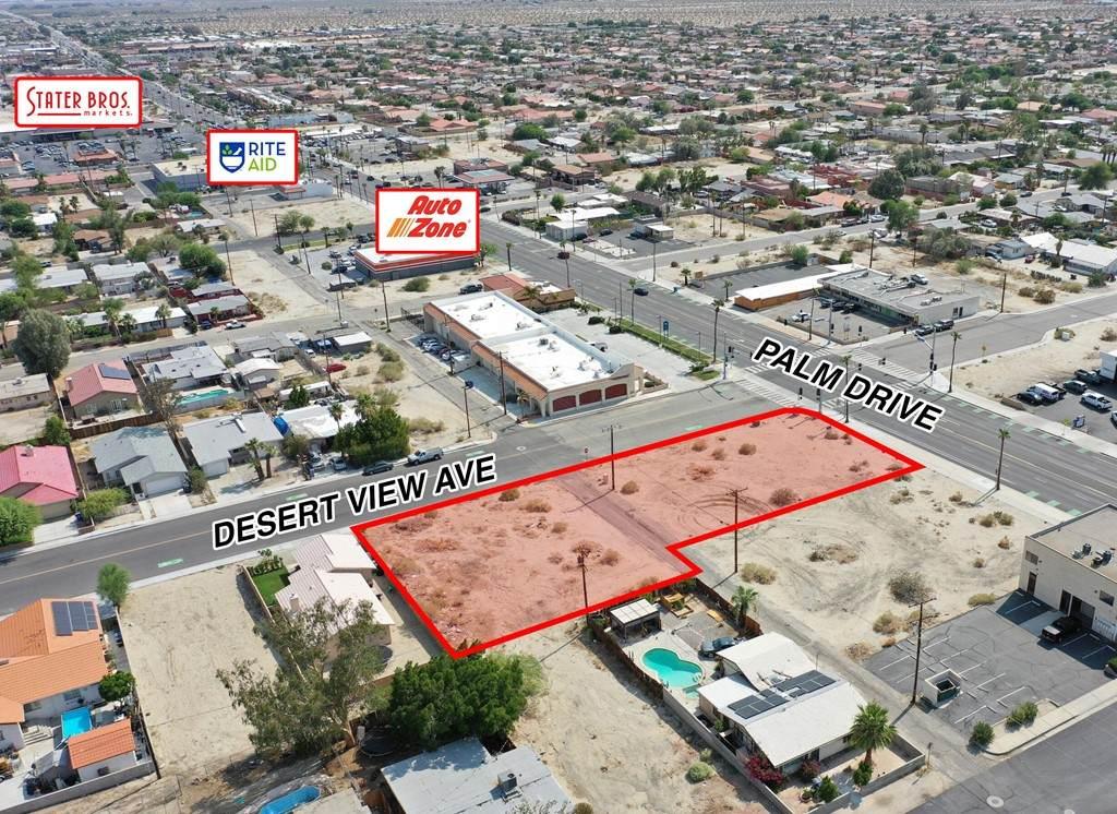 Lot 2 Palm Drive & Desert View Ave - Photo 1