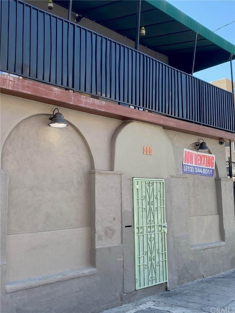 640 San Julian Street - Photo 1