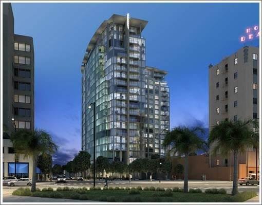 38 Almaden Boulevard #516, San Jose, CA 95110 (#ML81859873) :: Blake Cory Home Selling Team