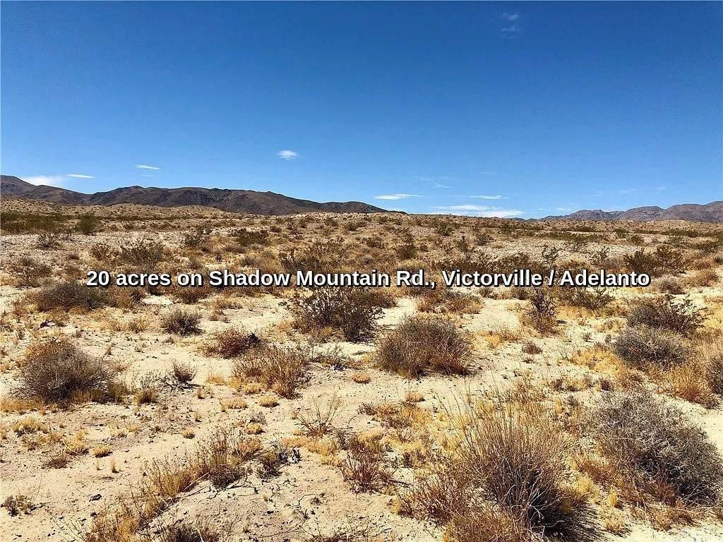 1650 Shadow Mountain Road - Photo 1