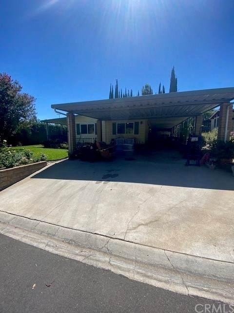 4040 Piedmont Dr #207, Highland, CA 92346 (#EV21201455) :: RE/MAX Empire Properties