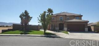 44305 Dusky Willow Street, Quartz Hill, CA 93536 (#SR21202029) :: Corcoran Global Living