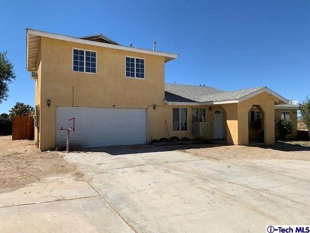 40737 156th Street N, Lancaster, CA 93535 (#320007620) :: The Marelly Group | Sentry Residential