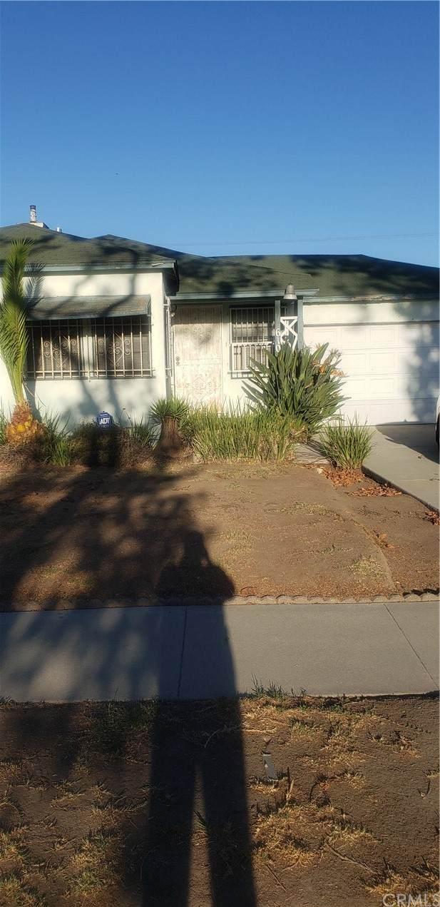 610 N Grandee Avenue, Compton, CA 90220 (#SB21202647) :: RE/MAX Masters