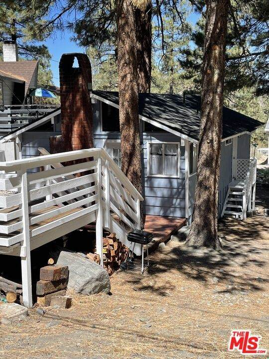 2040 Mojave Scenic Drive, Wrightwood, CA 92397 (#21783562) :: Robyn Icenhower & Associates