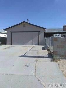 2892 Benito Avenue, Mojave, CA 93501 (MLS #CV21198822) :: The Zia Group