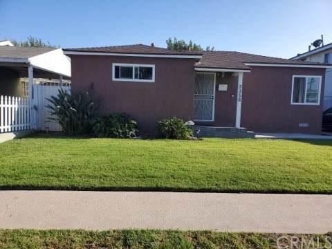 3356 W 134th Street, Hawthorne, CA 90250 (#SB21204490) :: Frank Kenny Real Estate Team