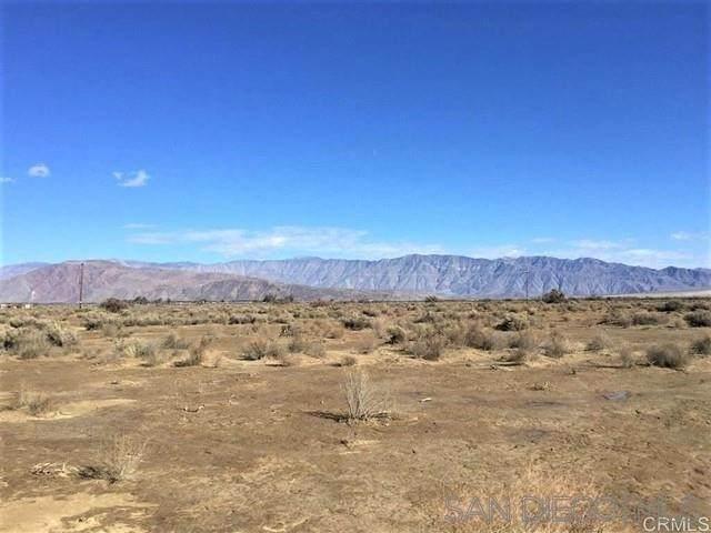 Pecos Drive, Borrego Springs, CA 92004 (#210026360) :: RE/MAX Empire Properties