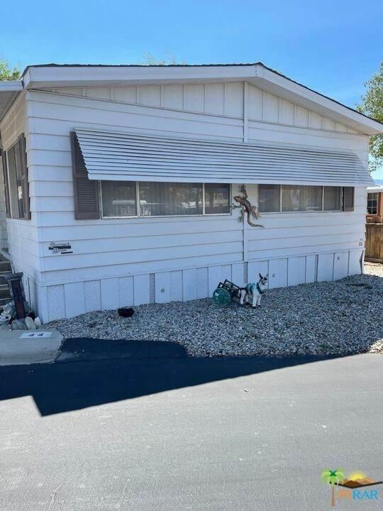 18801 Roberts Road #44, Desert Hot Springs, CA 92241 (#21784822) :: Jett Real Estate Group