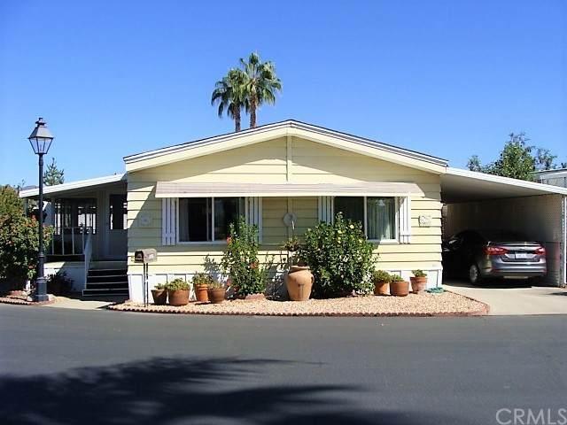 42751 State Highway 74 #185, Hemet, CA 92544 (#SW21205167) :: A G Amaya Group Real Estate