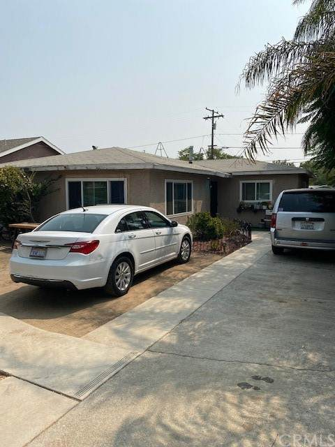 317 W 7th Street, Perris, CA 92570 (#SW21205831) :: Realty ONE Group Empire