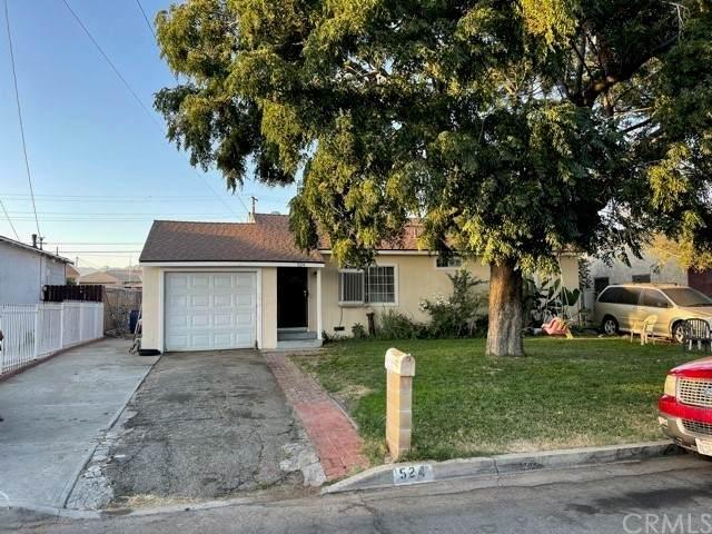 524 W Ramona Drive, Rialto, CA 92376 (#CV21205141) :: Steele Canyon Realty