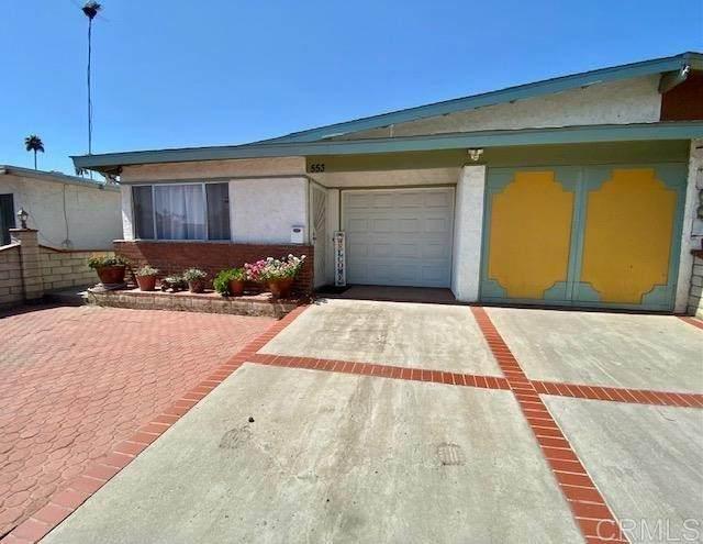 553 Begonia Street, Escondido, CA 92027 (#PTP2106626) :: American Real Estate List & Sell