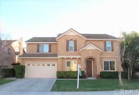 13709 Beaconsfield Lane, Eastvale, CA 92880 (#SW21206590) :: The Ashley Cooper Team