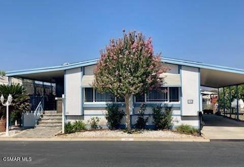 15750 Arroyo Drive #143, Moorpark, CA 93021 (#221005149) :: RE/MAX Freedom