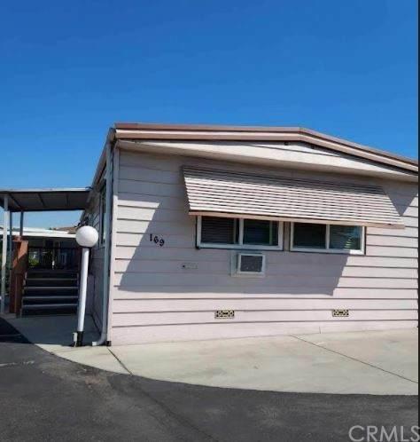 17700 Western Avenue S #169, Gardena, CA 90248 (#SB21206849) :: Wendy Rich-Soto and Associates