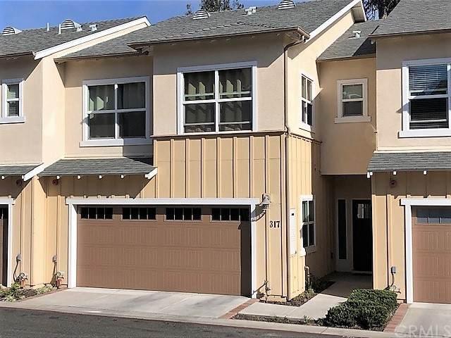 317 Creekview Way, Arroyo Grande, CA 93420 (#SC21206678) :: Corcoran Global Living