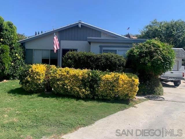 10129 Lakeland Drive, Santee, CA 92071 (#210026673) :: Blake Cory Home Selling Team