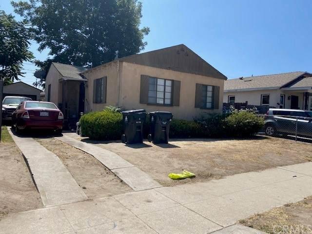 208 W 98th Street, Los Angeles (City), CA 90003 (#DW21207604) :: Jett Real Estate Group