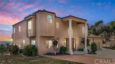 605 Green View Road, La Habra Heights, CA 90631 (#DW21208157) :: Jett Real Estate Group