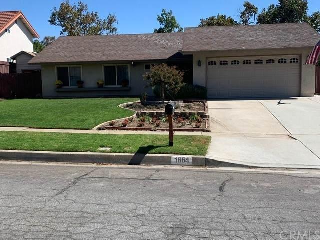 1664 Maywood Avenue, Upland, CA 91784 (#MB21209765) :: Jett Real Estate Group
