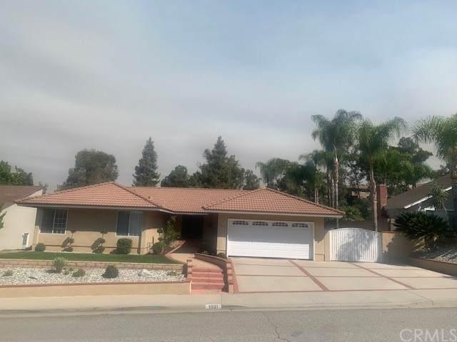 1031 Via Esperanza, San Dimas, CA 91773 (#CV21203500) :: Corcoran Global Living
