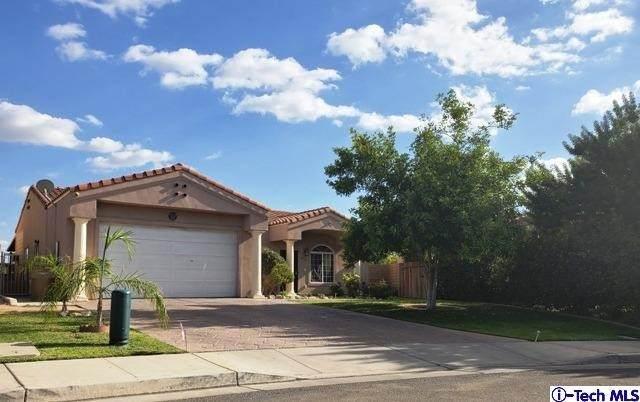 8957 El Besito Way, Bakersfield, CA 93306 (#320007766) :: Rogers Realty Group/Berkshire Hathaway HomeServices California Properties