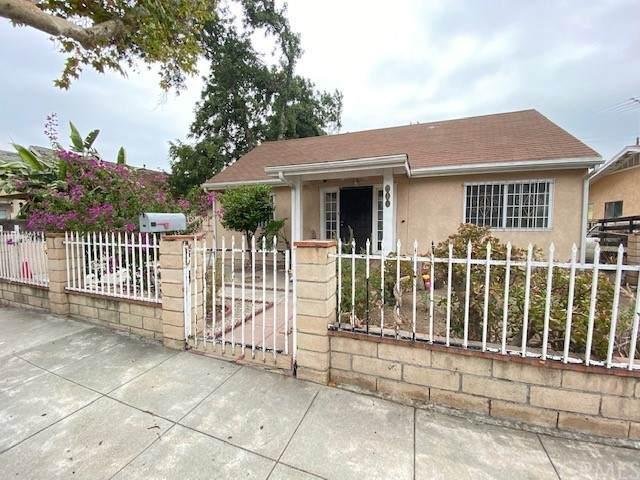 914 E 4th Street, Pomona, CA 91766 (#TR21208208) :: Corcoran Global Living