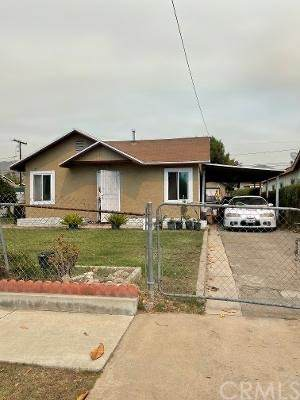 931 W 3rd Street, Azusa, CA 91702 (#IV21210967) :: Corcoran Global Living