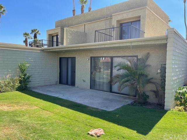 68952 Calle Montoro, Cathedral City, CA 92234 (#OC21211060) :: American Real Estate List & Sell
