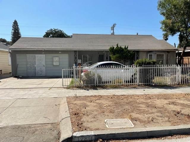 1280 W Mission Boulevard, Pomona, CA 91766 (#CV21211344) :: Corcoran Global Living