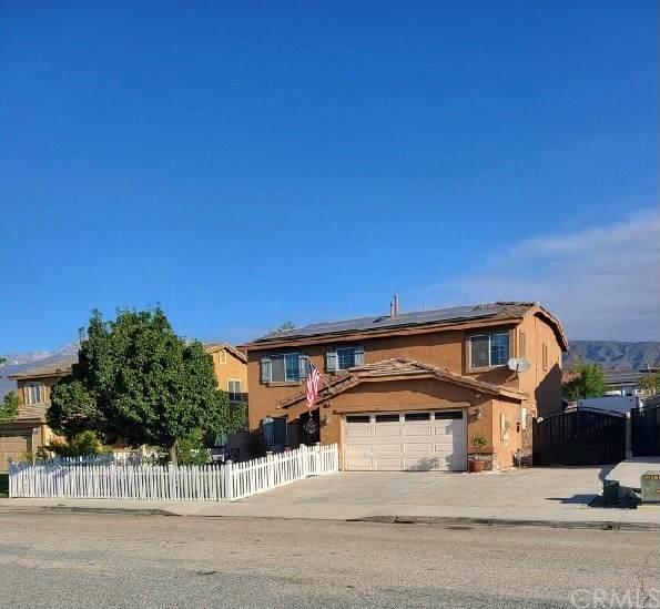 15390 Wood Duck Street, Fontana, CA 92336 (#CV21211548) :: Mainstreet Realtors®